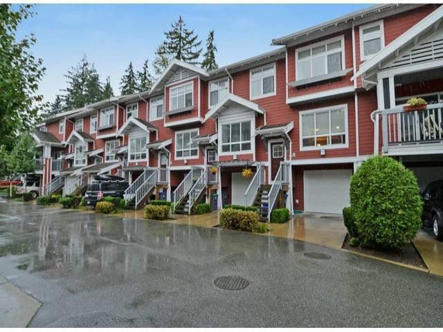 "Main Photo: 151 15168 36 Avenue in Surrey: Morgan Creek Townhouse for sale in ""SOLAY"" (South Surrey White Rock)  : MLS®# F1322507"