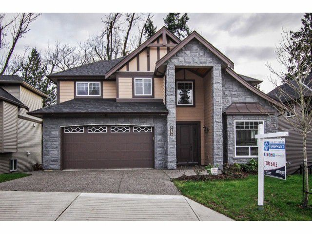 "Main Photo: 2352 MERLOT Boulevard in Abbotsford: Aberdeen House for sale in ""Pepin Brook Estates"" : MLS®# F1326399"
