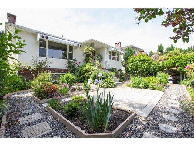 Main Photo: 8255 ELLIOTT Street in Vancouver: Fraserview VE House for sale (Vancouver East)  : MLS®# V1124982