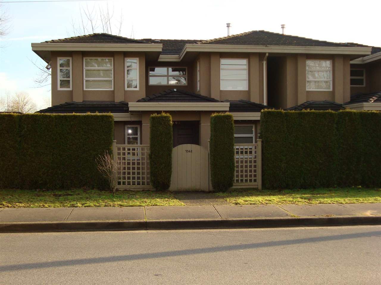 Main Photo: 7562 16TH Avenue in Burnaby: Edmonds BE House 1/2 Duplex for sale (Burnaby East)  : MLS®# R2022922
