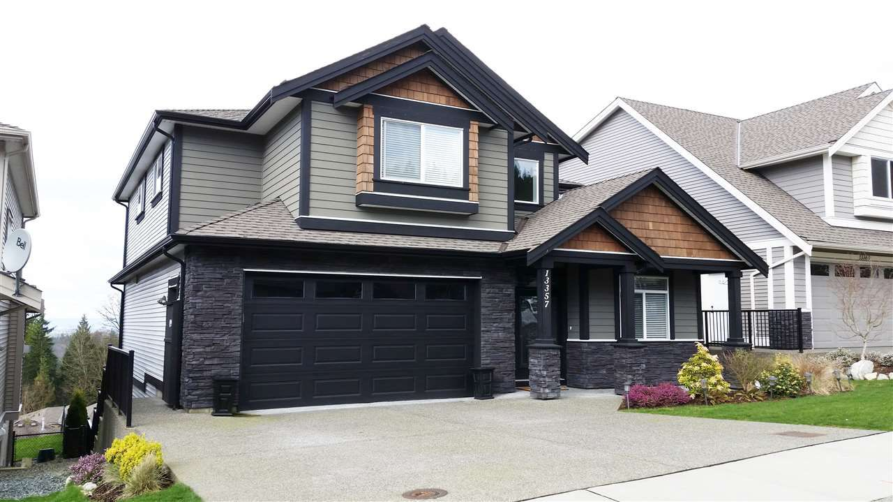 """Main Photo: 13357 235A Street in Maple Ridge: Silver Valley House for sale in """"Balsam Subdivision"""" : MLS®# R2046377"""