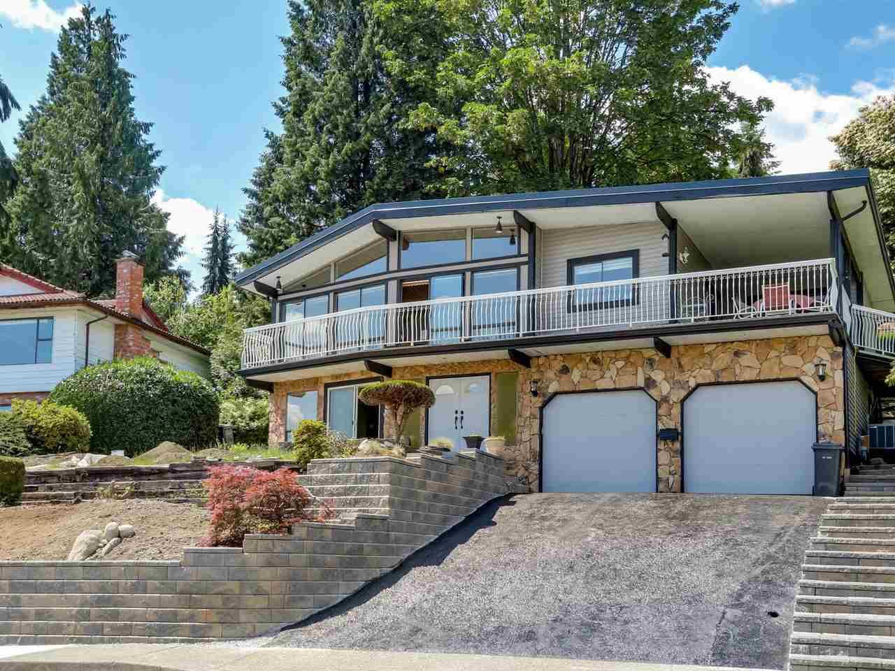 Main Photo: 831 REDDINGTON Court in Coquitlam: Ranch Park House for sale : MLS®# R2074276