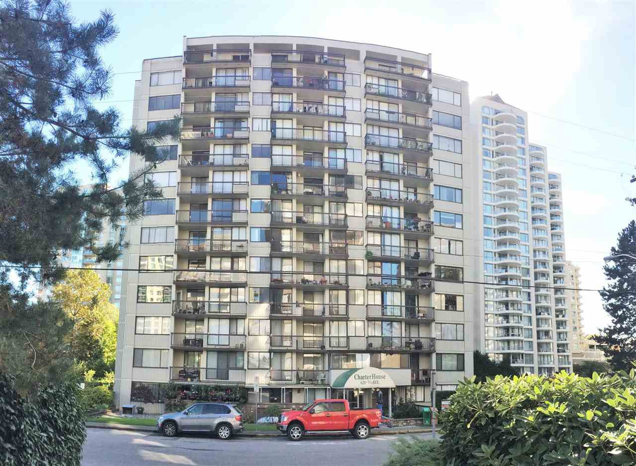 "Main Photo: 1103 620 SEVENTH Avenue in New Westminster: Uptown NW Condo for sale in ""CHARTER HOUSE"" : MLS®# R2114923"