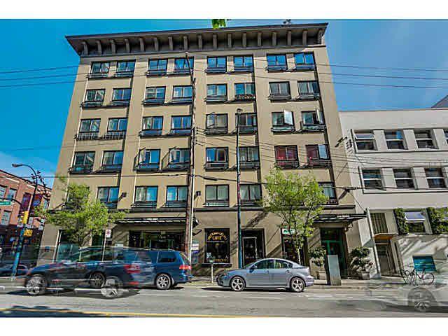 Main Photo: 510 1216 HOMER STREET in : Yaletown Condo for sale : MLS®# V1129571