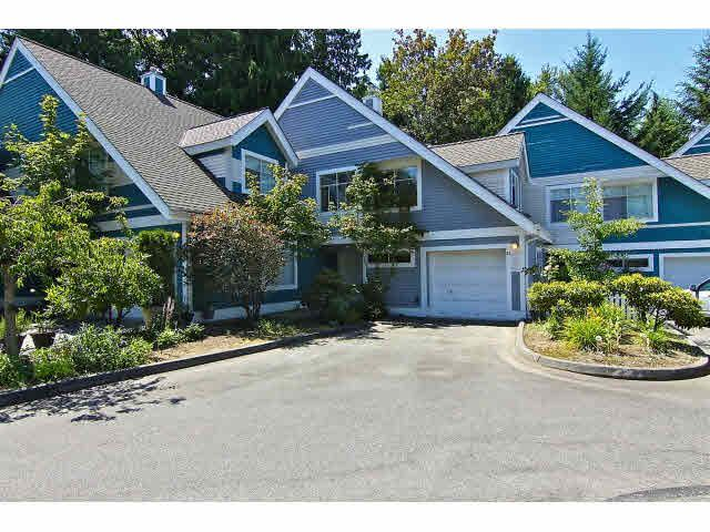 Main Photo: 24 4847 219TH STREET in : Murrayville Townhouse for sale : MLS®# F1317481