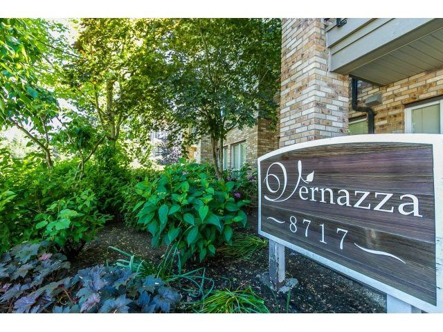 "Main Photo: 406 8717 160 Street in Surrey: Fleetwood Tynehead Condo for sale in ""VERNAZZA"" : MLS®# R2140491"