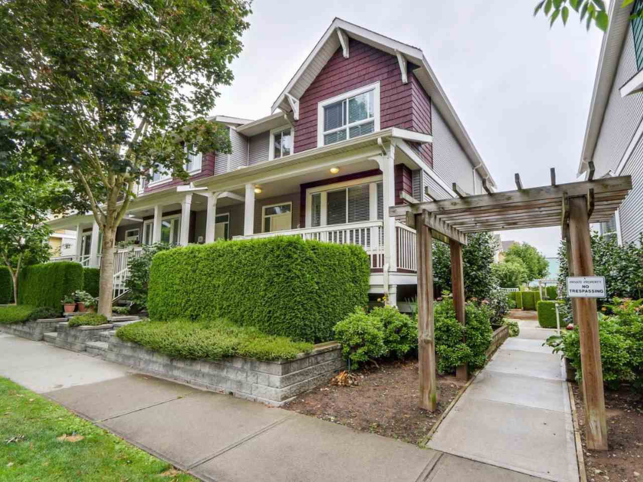 """Main Photo: 57 5999 ANDREWS Road in Richmond: Steveston South Townhouse for sale in """"RIVERWIND"""" : MLS®# R2148376"""