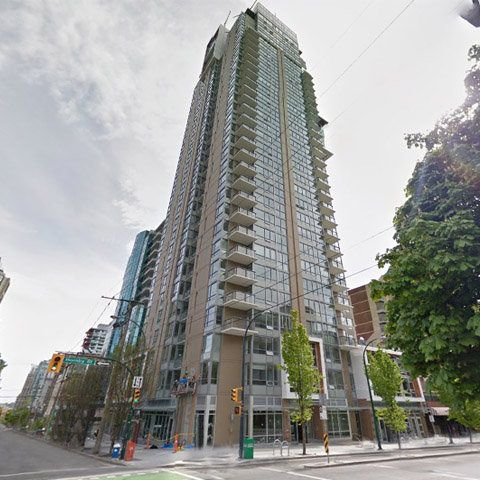 "Main Photo: 2907 1308 HORNBY Street in Vancouver: Downtown VW Condo for sale in ""SALT"" (Vancouver West)  : MLS®# R2168299"