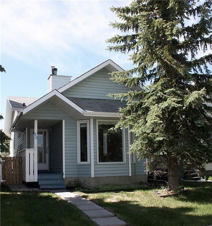 Main Photo: 98 EDGEBURN CR NW in Calgary: Edgemont House for sale : MLS®# C4132481
