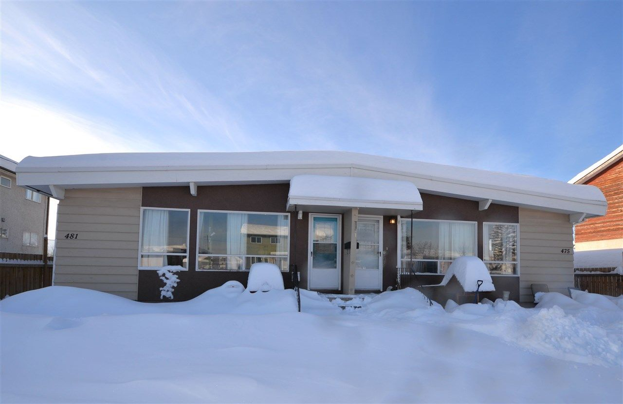 """Main Photo: 475 - 481 S PATTERSON Street in Prince George: Quinson House Duplex for sale in """"QUINSON"""" (PG City West (Zone 71))  : MLS®# R2239487"""