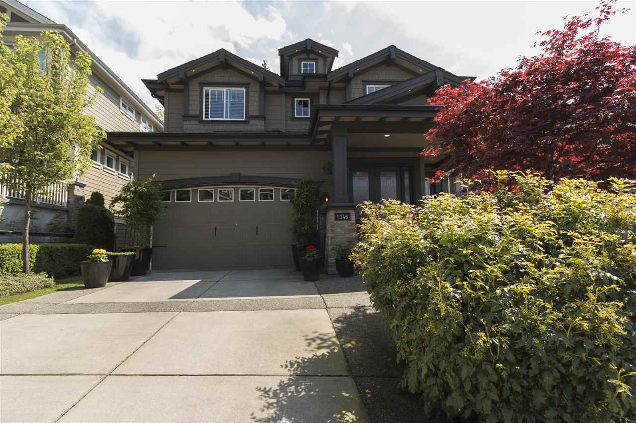"""Main Photo: 1345 KINGSTON Street in Coquitlam: Burke Mountain House for sale in """"Kingston by Morning Star"""" : MLS®# R2264971"""