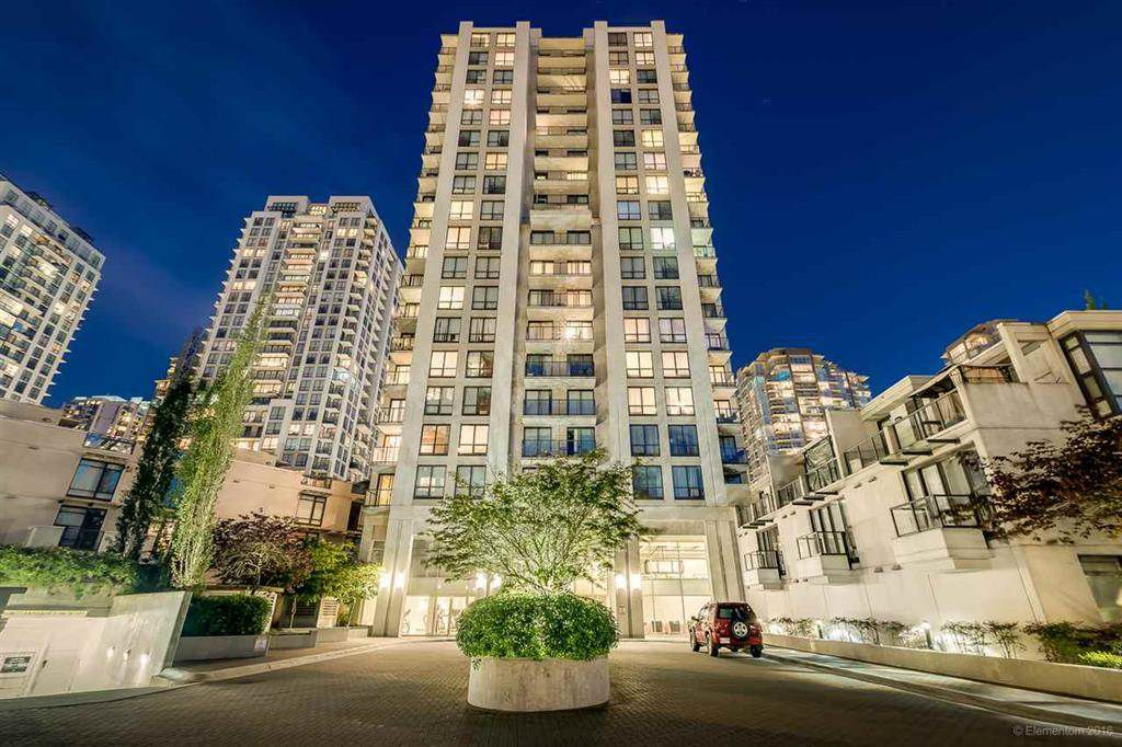 """Main Photo: 903 1185 THE HIGH Street in Coquitlam: North Coquitlam Condo for sale in """"CLAREMONT"""" : MLS®# R2290616"""