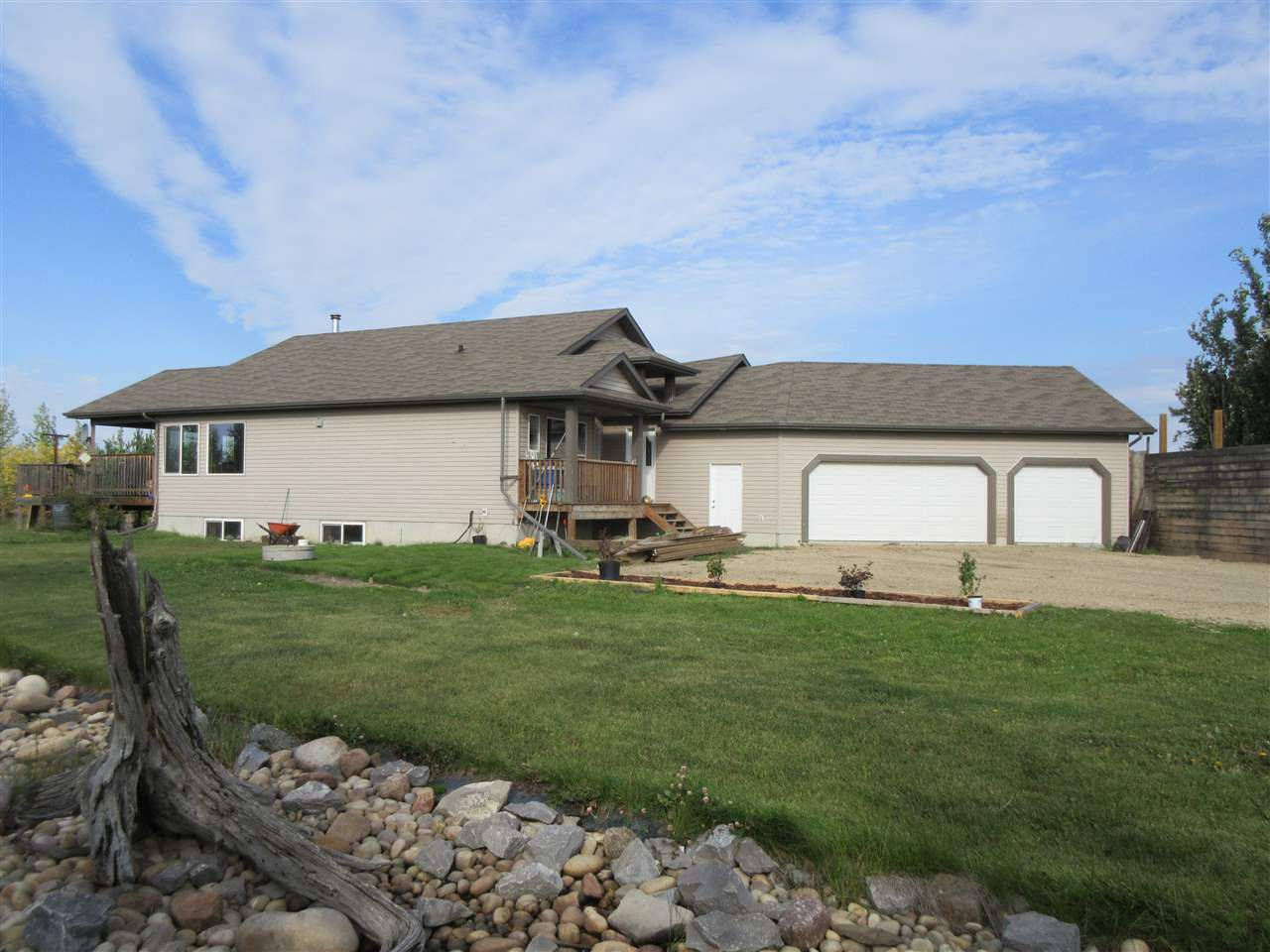 Main Photo: 55222 RGE RD 261: Rural Sturgeon County House for sale : MLS®# E4125238