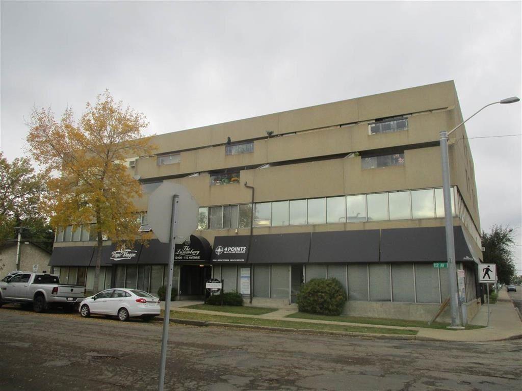 Main Photo: 206 12406 112 Avenue in Edmonton: Zone 07 Condo for sale : MLS®# E4134210