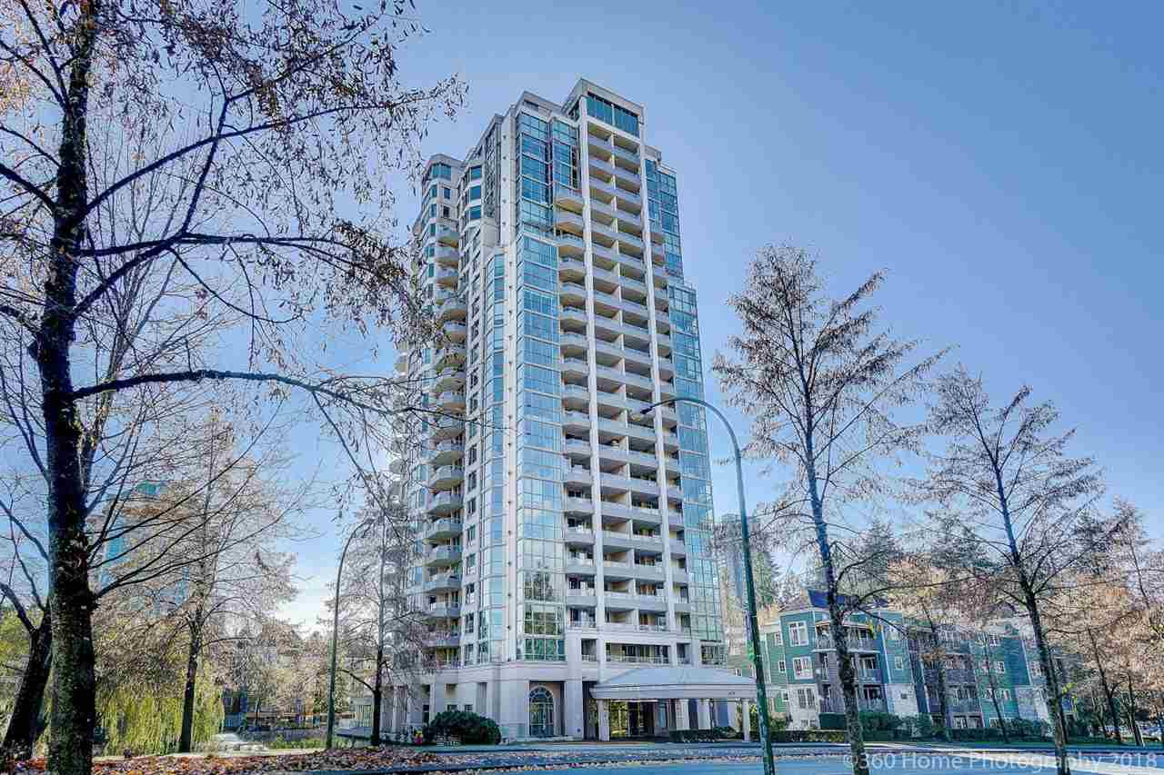 """Main Photo: 202 3070 GUILDFORD Way in Coquitlam: North Coquitlam Condo for sale in """"LAKESIDE TERRACE"""" : MLS®# R2323618"""
