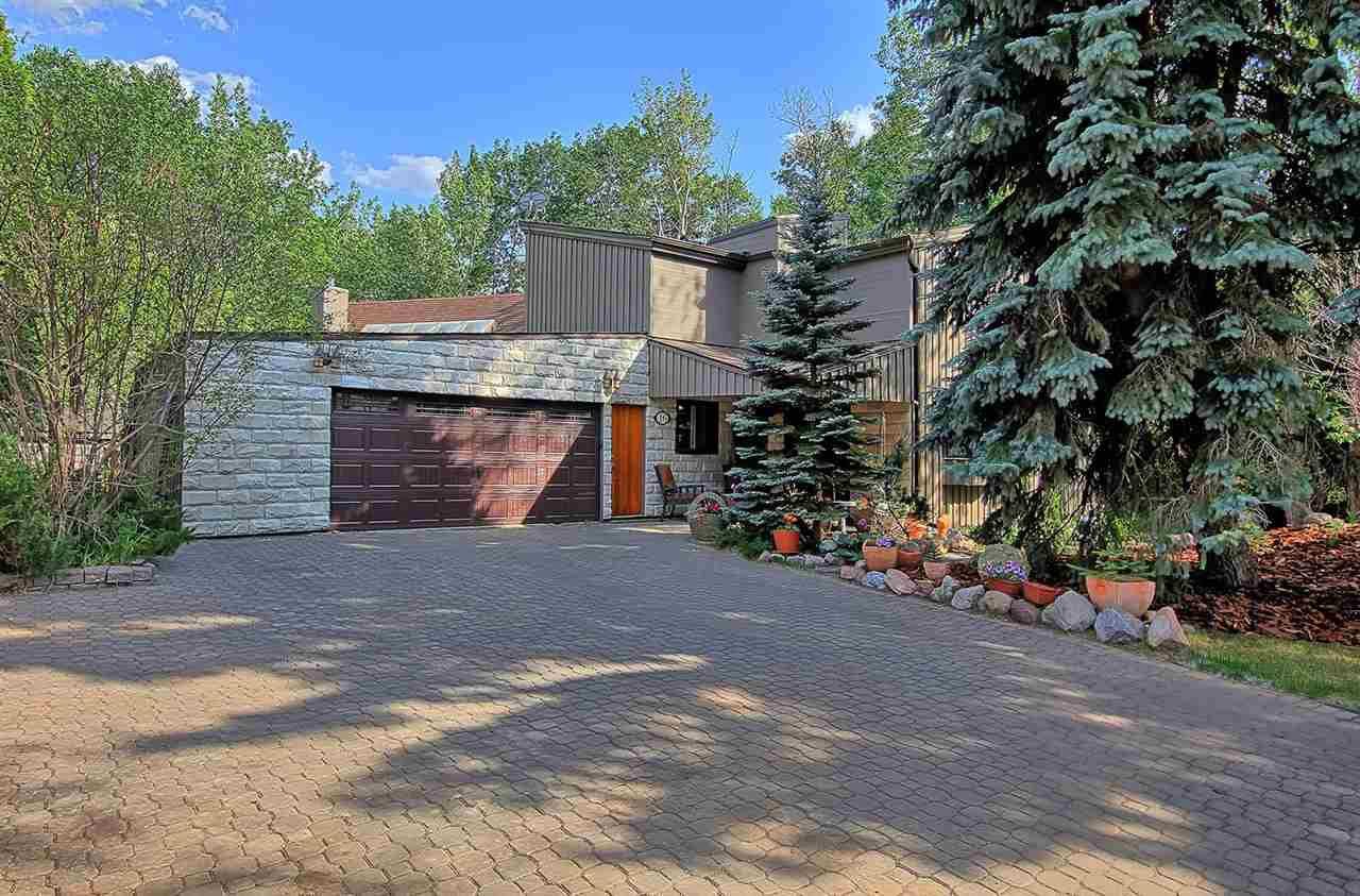 Main Photo: 16 Glacier Place: St. Albert House for sale : MLS®# E4142616