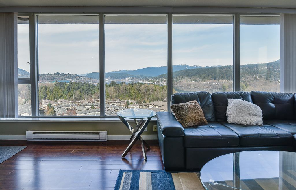 "Main Photo: 2106 651 NOOTKA Way in Port Moody: Port Moody Centre Condo for sale in ""SAHALEE"" : MLS®# R2352811"