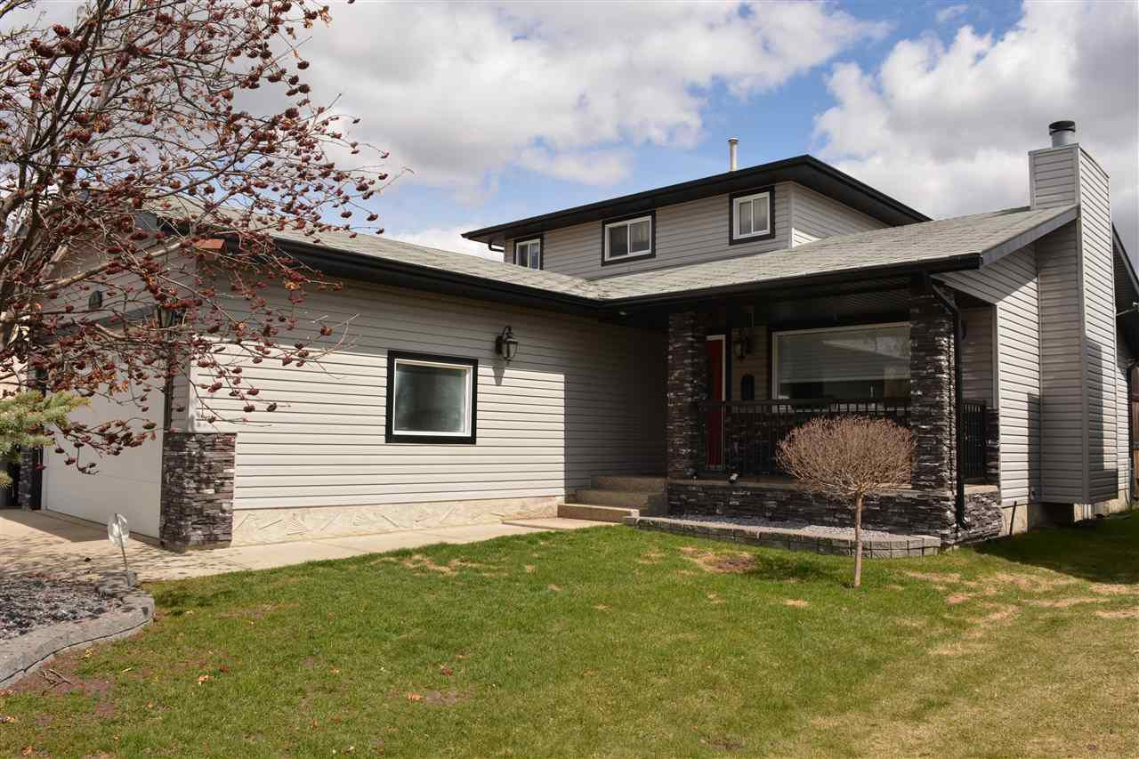 Main Photo: 6 GLENWOOD Crescent: Stony Plain House for sale : MLS®# E4155526