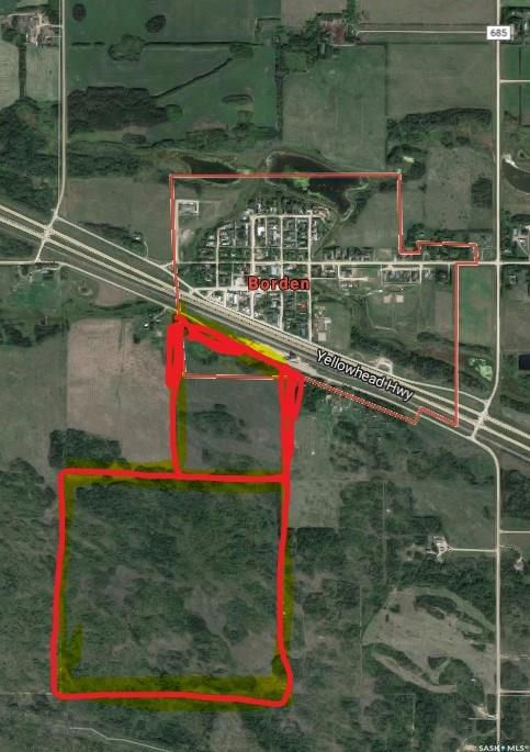 Main Photo:  in Borden: Lot/Land for sale : MLS®# SK772070