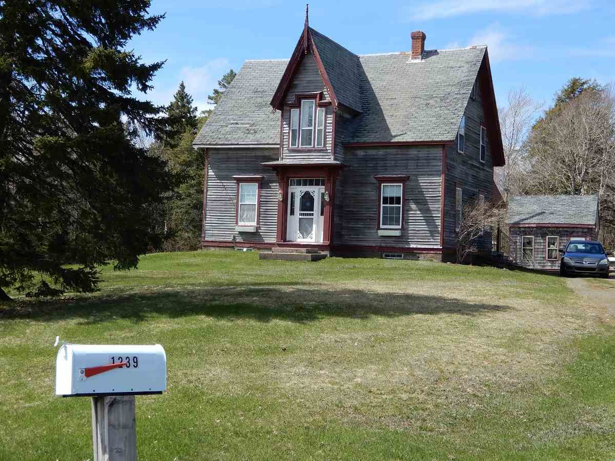 Main Photo: 1239 Millsville Road in Millsville: 108-Rural Pictou County Residential for sale (Northern Region)  : MLS®# 201911105