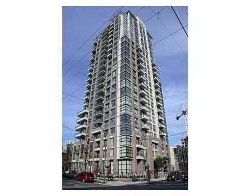 "Main Photo: 1605 1295 RICHARDS ST in Vancouver: Downtown VW Condo for sale in ""OSCAR"" (Vancouver West)  : MLS®# V572559"