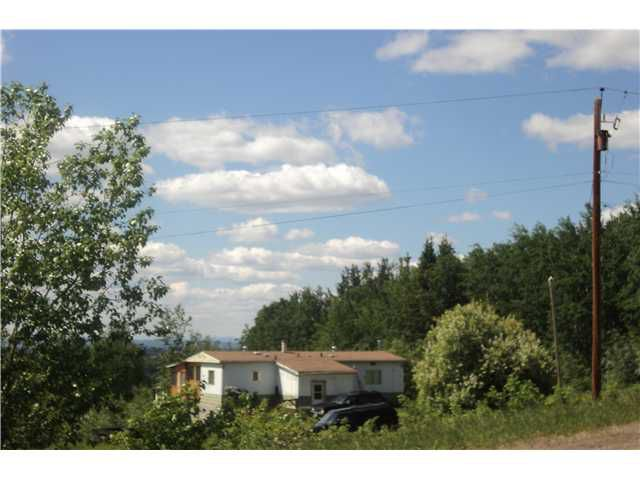 Main Photo: 6717 OLD ALASKA Highway in Fort Nelson: Fort Nelson - Rural Manufactured Home for sale (Fort Nelson (Zone 64))  : MLS®# N210786