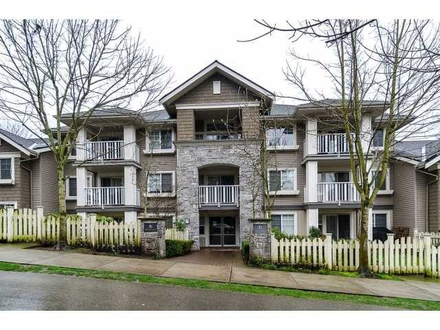 Main Photo: 307 7330 Salisbury Avenue in Burnaby: Edmonds BE Condo for sale (Burnaby South)  : MLS®# V1001819