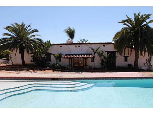 Main Photo: EL CAJON Home for sale or rent : 4 bedrooms : 8295 Churchill