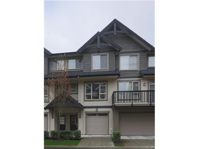 """Main Photo: 184 3105 DAYANEE SPRINGS Boulevard in Coquitlam: Westwood Plateau Townhouse for sale in """"DAYANEE SPRIGS"""" : MLS®# V1057307"""