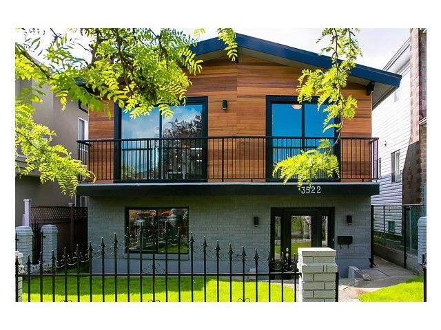 Main Photo: 3522 E 25TH Avenue in Vancouver: Renfrew Heights House for sale (Vancouver East)  : MLS®# V1067898