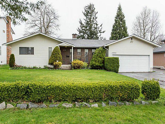 Main Photo: 14855 68A Avenue in Surrey: East Newton House for sale : MLS®# F1436174