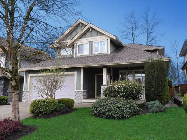 "Main Photo: 23465 109TH Loop in Maple Ridge: Albion House for sale in ""DEACON RIDGE ESTATES"" : MLS®# V1112964"