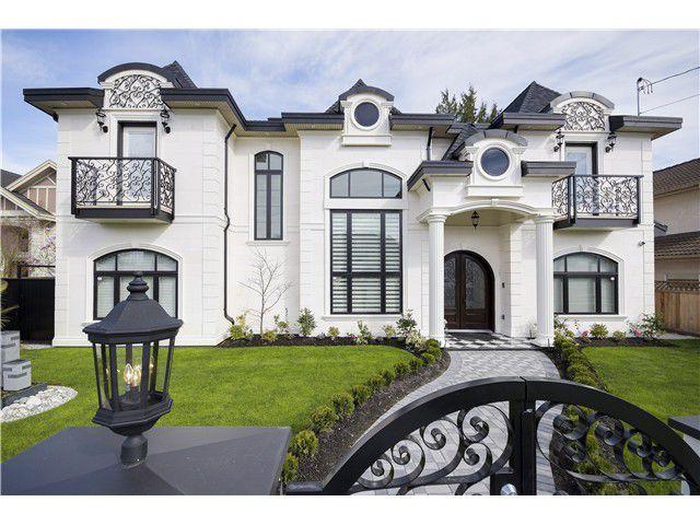 Main Photo: 9180 DESMOND Road in Richmond: Seafair House for sale : MLS®# V1114483