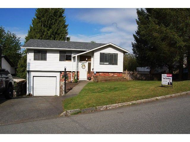 Main Photo: 8021 EAGLE Crescent in Mission: Mission BC House for sale : MLS®# F1439896