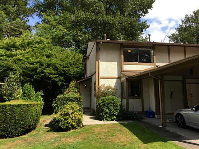Main Photo: 24 1141 EAGLERIDGE Drive in Coquitlam: Eagle Ridge CQ Townhouse for sale : MLS®# V1134134