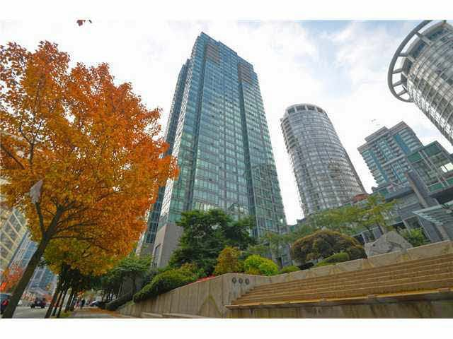 Main Photo: 1003 1200 W GEORGIA STREET in : West End VW Condo for sale : MLS®# V1085787
