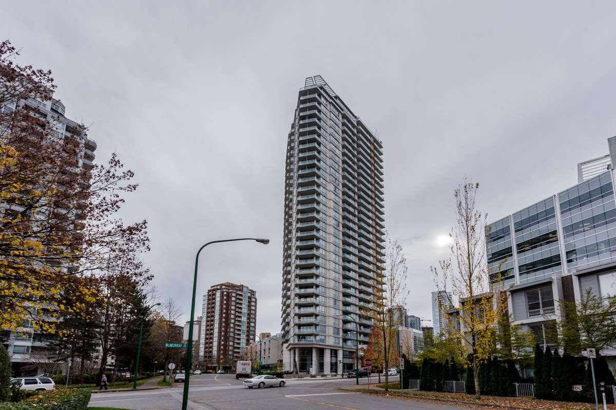 Main Photo: 1909 4808 HAZEL Street in Burnaby: Forest Glen BS Condo for sale (Burnaby South)  : MLS®# R2114177