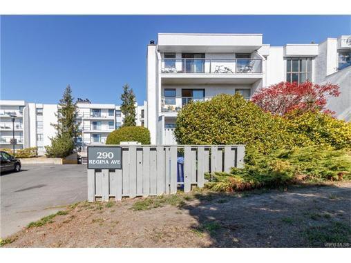 Main Photo: 118 290 Regina Avenue in WESTBANK: SW Tillicum Condo Apartment for sale (Saanich West)  : MLS®# 372286