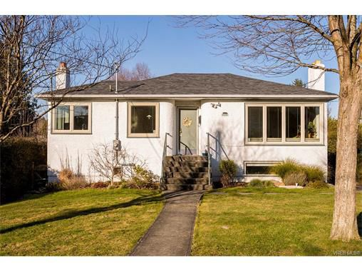 Main Photo: 1668 Earle Street in VICTORIA: Vi Fairfield East Single Family Detached for sale (Victoria)  : MLS®# 373142