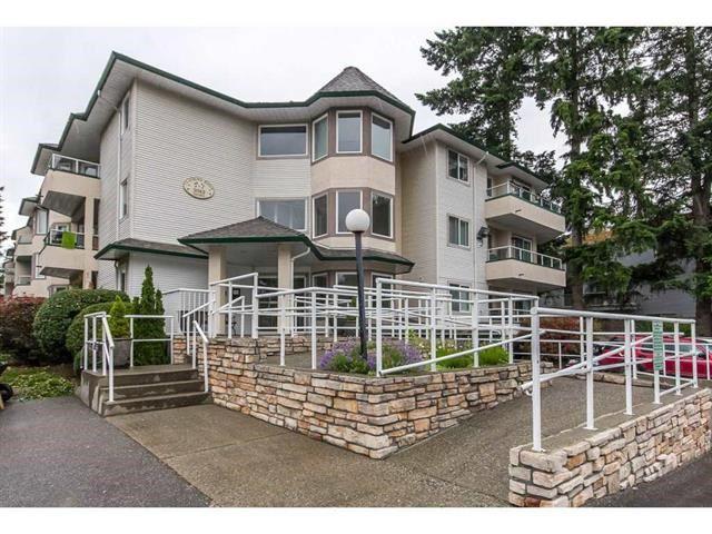 "Main Photo: 211 3063 IMMEL Street in Abbotsford: Abbotsford East Condo for sale in ""Clayburn Ridge"" : MLS®# R2139080"