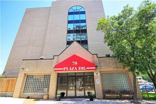 Main Photo: 70 Plaza Drive in Winnipeg: Fort Garry Condominium for sale (1J)  : MLS®# 1705587