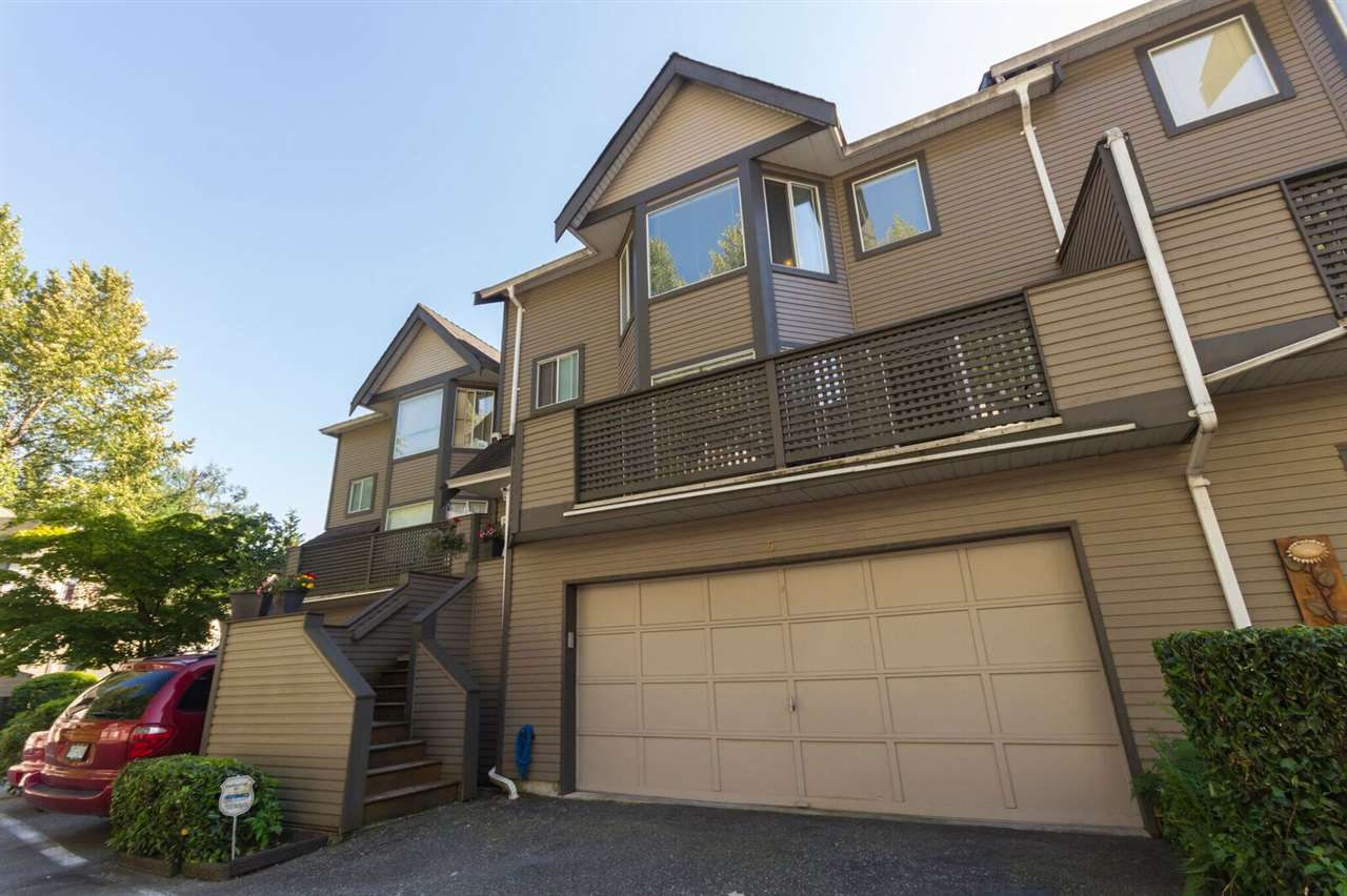 Main Photo: 5 1251 LASALLE Place in Coquitlam: Canyon Springs Townhouse for sale : MLS®# R2174861