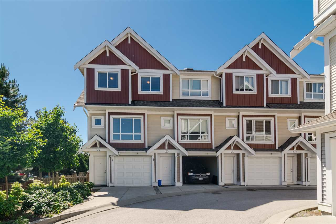 """Main Photo: 54 7298 199A Street in Langley: Willoughby Heights Townhouse for sale in """"YORK"""" : MLS®# R2182113"""