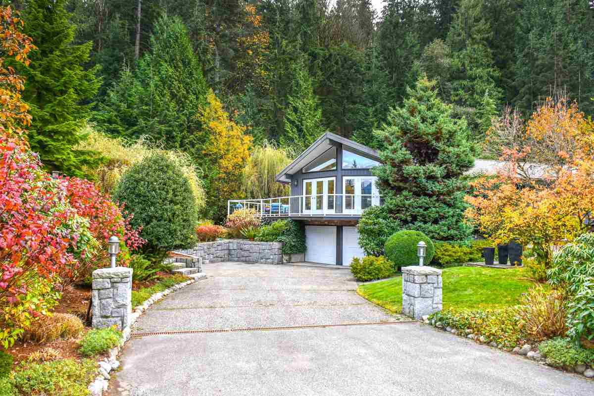 Main Photo: 3522 MAIN Avenue: Belcarra House for sale (Port Moody)  : MLS®# R2220251