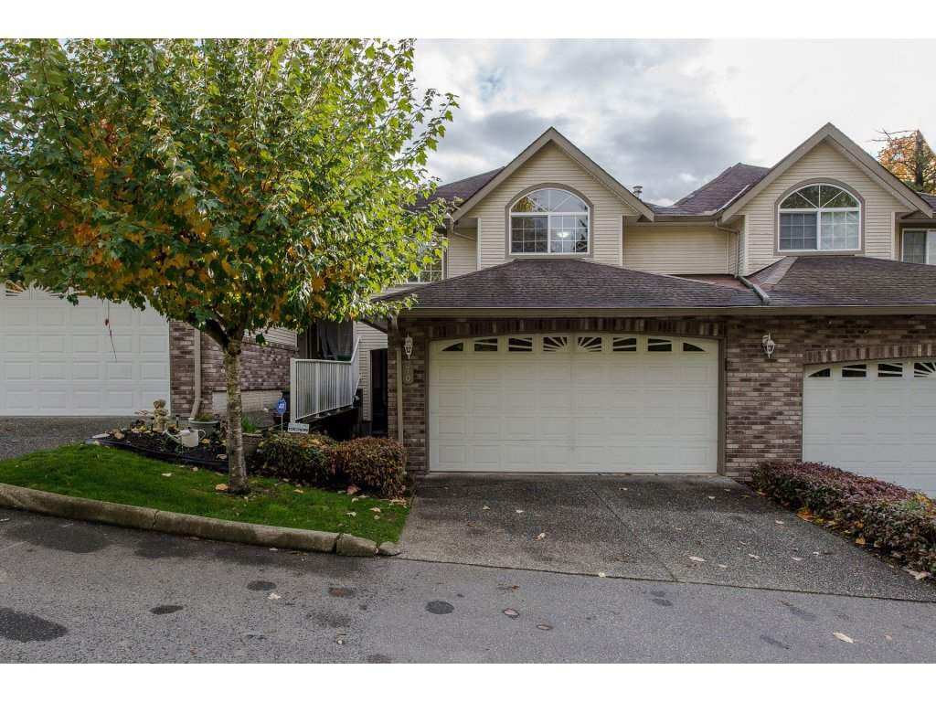 Main Photo: 70 32777 Chilcotin Drive in Abbotsford: Central Abbotsford Townhouse for sale : MLS®# R2216370