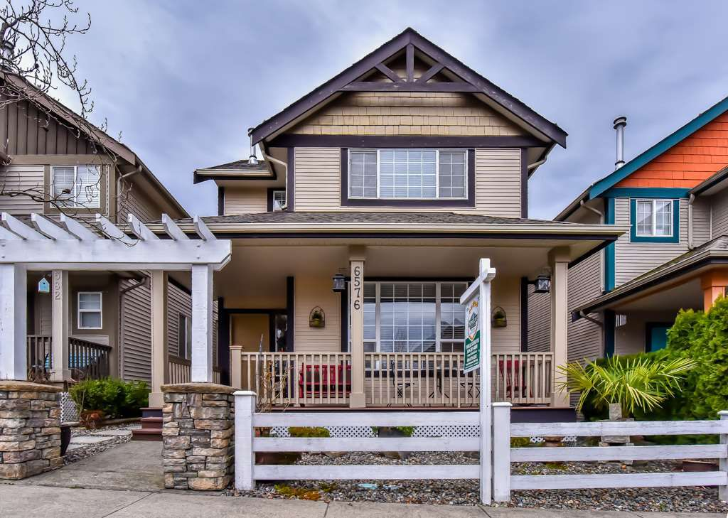 """Main Photo: 6576 193A Street in Surrey: Clayton House for sale in """"COPPER CREEK"""" (Cloverdale)  : MLS®# R2246737"""
