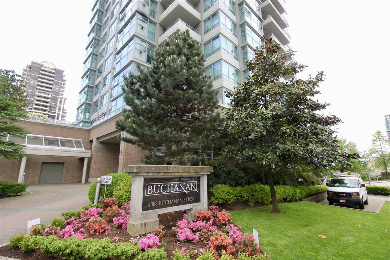 Main Photo: 402 4388 BUCHANAN Street in Burnaby: Brentwood Park Condo for sale (Burnaby North)  : MLS®# R2268735