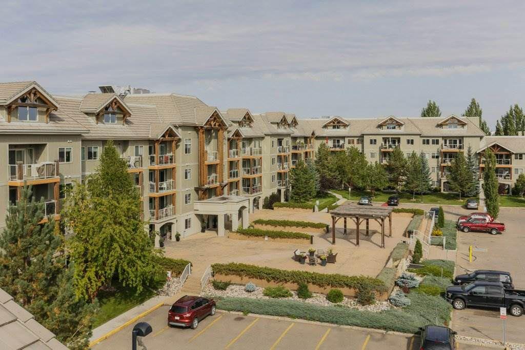 Main Photo: 136 278 SUDER GREENS Drive in Edmonton: Zone 58 Condo for sale : MLS®# E4128450
