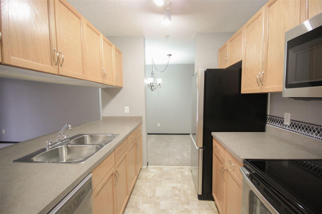 Main Photo: 214 2430 Guardian Road in Edmonton: Zone 58 Condo for sale : MLS®# E4138262