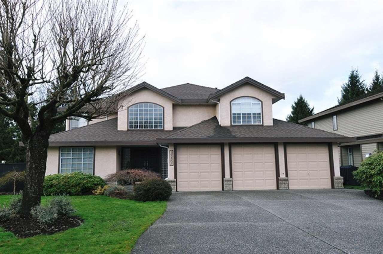 Main Photo: 12483 204 Street in Maple Ridge: Northwest Maple Ridge House for sale : MLS®# R2334396